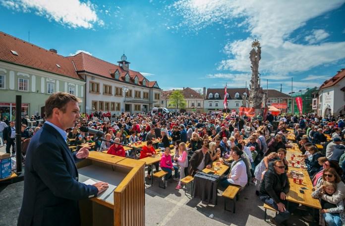 Mayor Andreas Babler