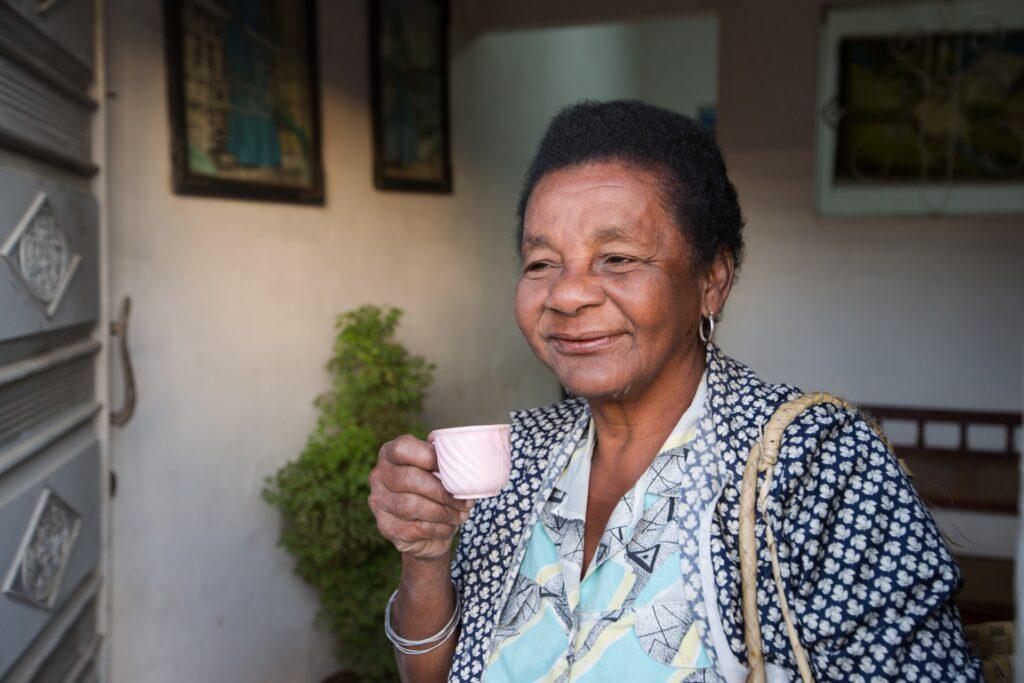 Older Women Pandemic