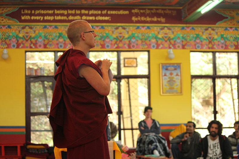 Tushita Meditation Center